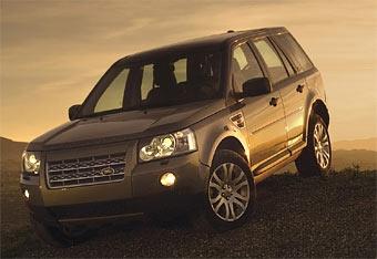 Ford хочет собирать Land Rover в России