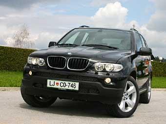 У Бекхэма угнали BMW X5 стоимостью 120 тысяч долларов