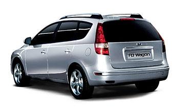 Hyundai представила универсал на базе i30