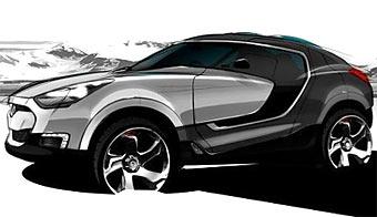 В Женеве состоится премьера прототипа кроссовера Hyundai