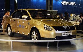 Мировая премьера нового спортивного хэтчбэка Lada состоится в Женеве