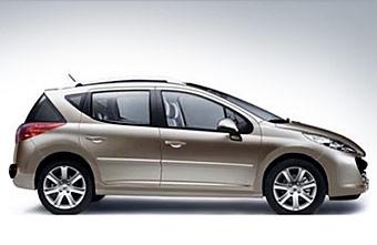 Универсал Peugeot 207 появится летом текущего года