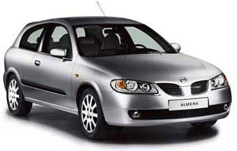 Nissan прекращает поставки Almera