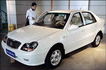 В Свердловской области будут выпускать китайские машины Geely и ZhongXing