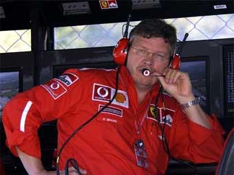 Технический директор Ferrari Росс Браун покидает команду