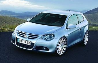 Дебют нового VW Golf отложен до конца 2008 года