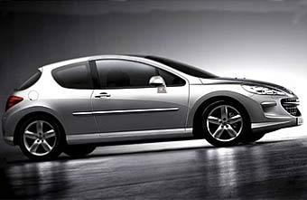 Замена Peugeot 307 появится в следующем году