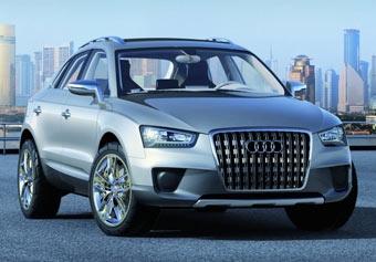 Audi представила концепт компактного кроссовера