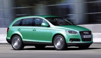 Audi готовит замену модели A4 и компактный внедорожник