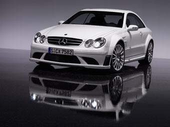 AMG построил 500-сильную версию Mercedes-Benz CLK