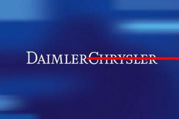 Немецкие акционеры DaimlerChrysler требуют убрать Chrysler из названия концерна