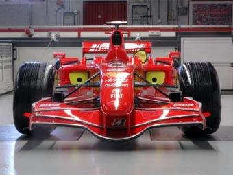 FIA проверит законность конструкции днища Ferrari