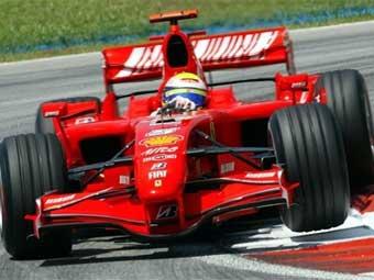 Фелипе Масса выиграл квалификацию Гран-при Малайзии