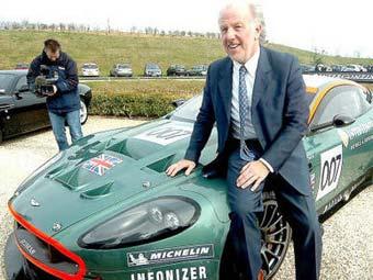 """Aston Martin не будет  участвовать в """"Формуле-1"""""""