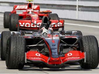 Немецкие болельщики недовольны английским гимном в честь победы McLaren