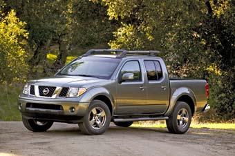 Nissan отзывает 44 тысячи пикапов из-за угрозы возгорания