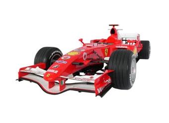 В Интернете начались продажи копии болида Ferrari за 24 тысячи долларов