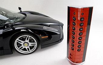Ferrari выпустит акустические системы для дома