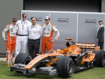 Spyker подал иск против Super Aguri и Toro Rosso