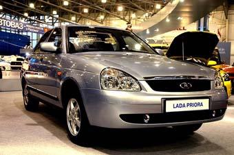 Lada Priora будет стоить дороже 264 тысяч рублей