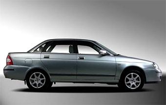 Продажи Lada Priora начнутся в апреле