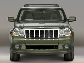 Jeep представил обновленный Grand Cherokee