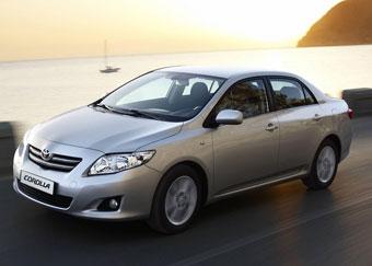 В России начались продажи нового Toyota Corolla