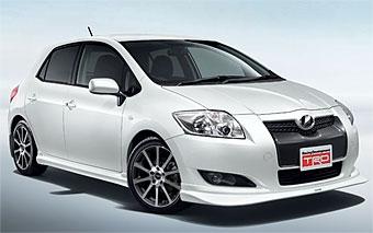 Toyota Racing Development предложила тюнинг-пакет для Toyota Auris