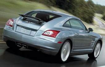 Chrysler прекращает производство модели Crossfire