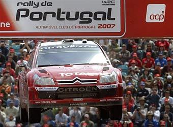 Победа в Португалии вывела Леба в лидеры личного зачета WRC