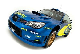 Subaru представила новую Impreza WRC