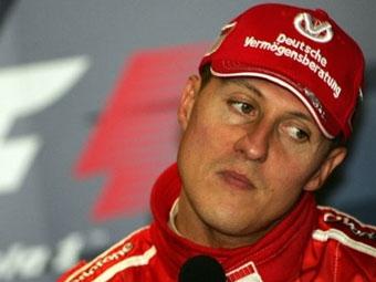 Шумахер сядет за руль Ferrari во Франции