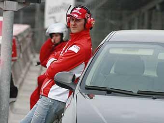 """Уход Шумахера из спорта не сказался на популярности """"Формулы-1"""" в Германии"""