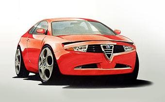 Alfa Romeo покажет конкурента Mini в мае 2007 года