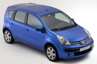 Российские продажи Nissan Note начнутся в апреле