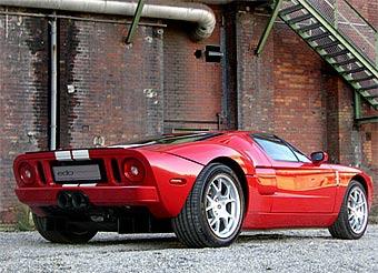 Немецкие тюнеры построили 610-сильный Ford GT