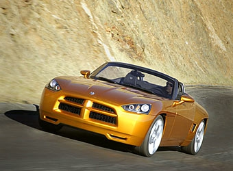 Компактный родстер Dodge может попасть в серийное производство