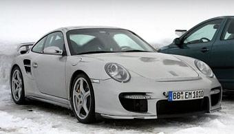 Porsche готовит самую мощную версию купе 911