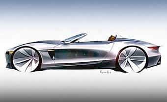 BMW готовит конкурента Mercedes SL
