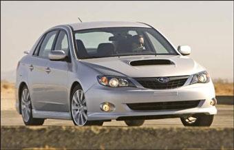 Subaru представила новый седан Impreza