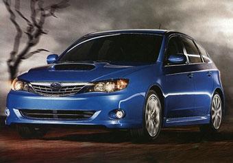 В Интернете появились первые фотографии новой Subaru Impreza