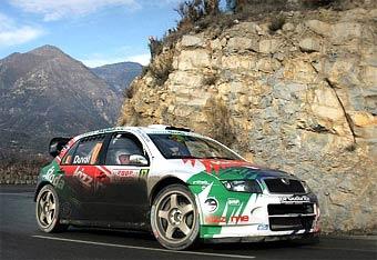 Skoda построит еще четыре автомобиля для команды Франсуа Дюваля