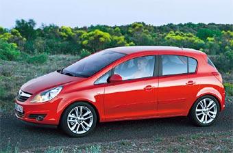 Пятидверную Opel Corsa покажут в Лондоне