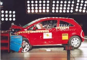 Новые Ford S-Max и Opel Corsa получили высшую оценку безопасности