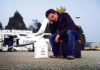 Ведущий Top Gear попал в аварию на скорости 480 километров в час