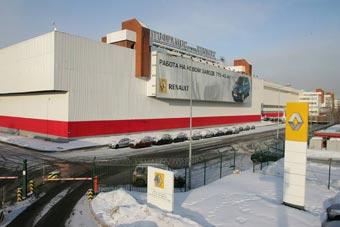 Москва потратит 3,62 миллиарда рублей на расширение производства Renault