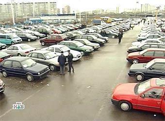 Иномарки обогнали отечественных автопроизводителей