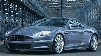 Дебют Aston Martin DBS состоится в кинофильме