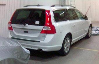 Volvo готовит универсал на базе S80
