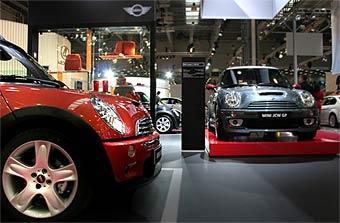 США станет крупнейшим рынком сбыта автомобилей Mini